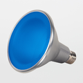 Satco PAR38 15W Blue LED Flood Lamp