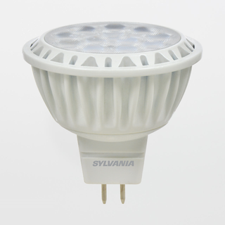 Osram Sylvania 9W MR16 3000k 25-Degree LED Lamp (74044)