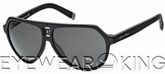 New Authentic DSquared2 Black Sunglasses DQ 0058 02A
