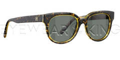 New Authentic Balenciaga Havana Horn Sunglasses Frame BAL 0137 807 Angle-1 | Eyewearking.com