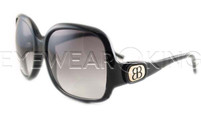 New Authentic Balenciaga Vintage Havana Sunglasses Frame BAL 0008 QFQ Angle-1 | Eyewearking.com