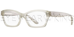 New Authentic Balenciaga Transparent Grey Eyeglasses Frame BAL 0134 DBR Angle-1 | Eyewearking.com