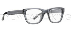 New Authentic Balenciaga Smoke Grey Eyeglasses Frame BAL 0119 LGC Angle-1 | Eyewearking.com