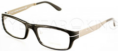 New Authentic Tom Ford Shiny Black Eyeglasses Frame TF 5217 002 Angle-1 | Eyewearking.com