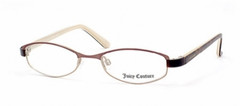 Brand New Juicy Couture Model Debbie Color PX100 Eyeglasses Guaranteed Authentic with a Case Included!