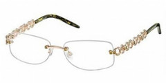 Brand New Roberto Cavalli Model RC 417 Color 772 Eyeglasses Guaranteed Authentic with a Case Included!