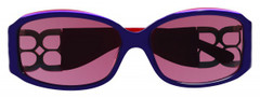 BCBG Maxazria Eyeglasses Saucy - Navy 59mm