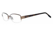 BCBG Maxazria Eyeglasses Armando - Brown 54mm