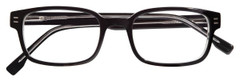 IZOD Eyeglasses Model 412 Black (50mm)