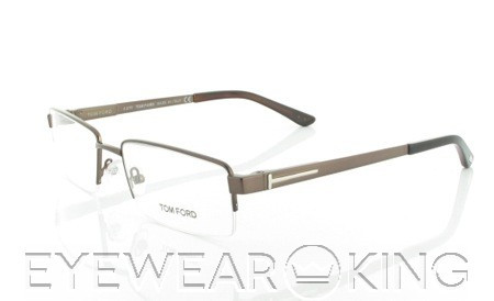 66cdbcd00c New Authentic Tom Ford FT 5167 (045) Shiny Brown Eyeglasses