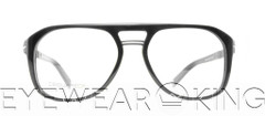 New Authentic Shiny Black Eyeglasses Frame DSquared2 DQ 5011 001 Angle-1 | Eyewearking.com