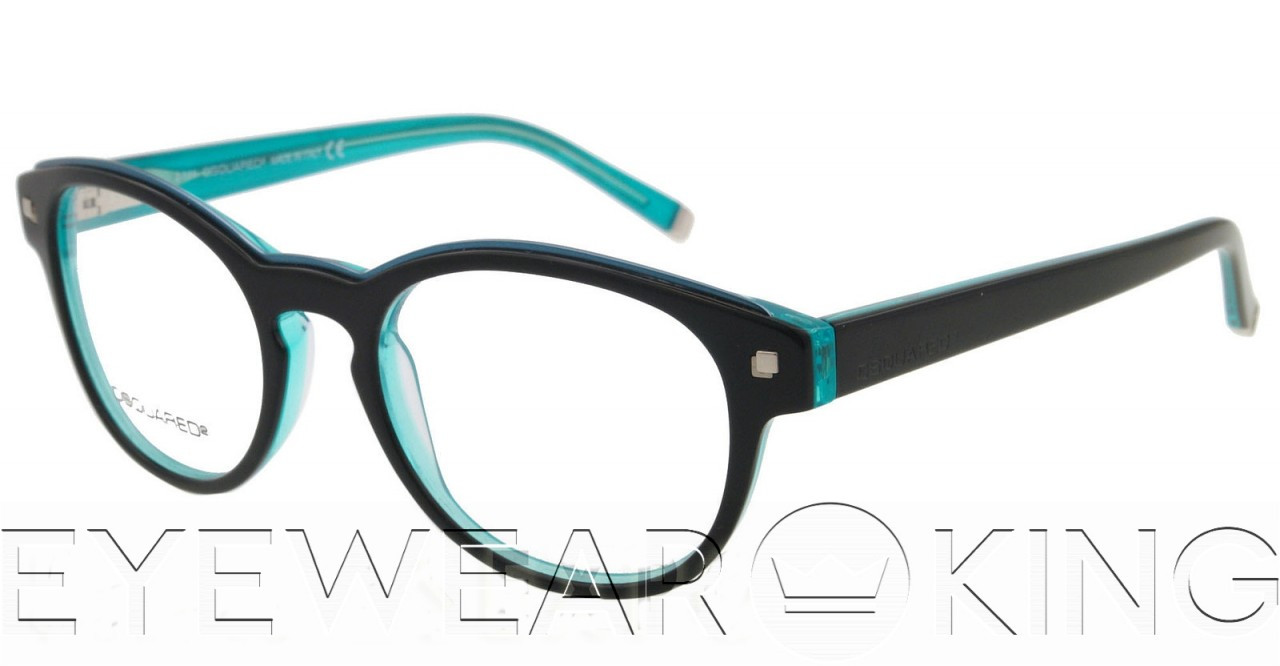 New Authentic DSquared2 DQ 5026 050 Eyeglass Frame | Eyewearking