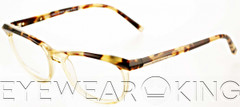 New Authentic Tortoise on Clear Eyeglasses Frame DSquared2 DQ 5033 56A Angle-1 | Eyewearking.com
