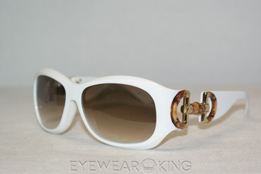 New Authentic White Sunglasses Frame Gucci GG 2970 ND6 Angle-1 | Eyewearking.com