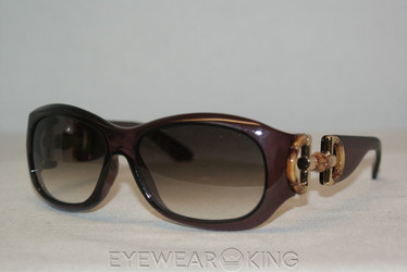 New Authentic Dark Purple Sunglasses Frame Gucci GG 2970 AL0 Angle-1 | Eyewearking.com
