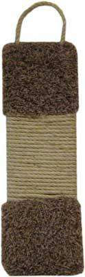 Sisal Rope Door Hanger-Brown