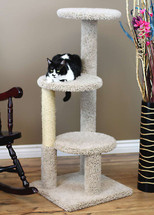 New Cat Condos 46-inch Cat Tower