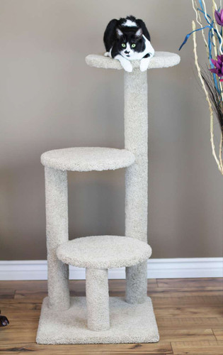 "New Cat Condos 46"" Cat Tree"