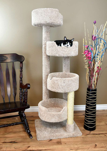 New Cat Condos Stairway Cat Perch