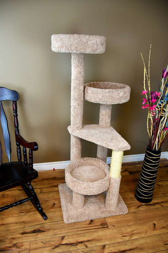 New Cat Condos 4 Level Cat Lounger