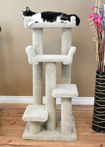 New Cat Condos Cat Playground-Beige