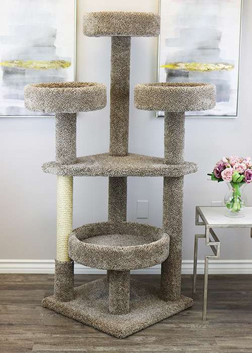 Prestige Cat Trees Main Coon Cat Tower