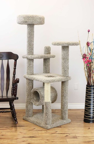 Multi Level Cat Tree Playground