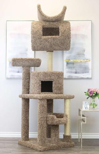 Prestige Cat Trees 7 Foot Tall Cat Tower