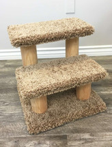 New Cat Condos Solid Wood Pet Stairs