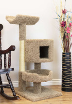 New Cat Condos Compact Cat Tree