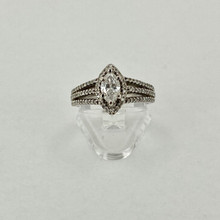 14 karat Marquise Engagement Ring Setting