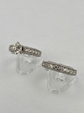 14 karat 3.00ctw Wedding Set