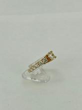 18 karat 0.92ctw Engagement Ring Setting