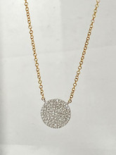 0.21ctw Diamond Necklace