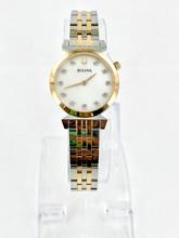 BULOVA Regatta Two-Tone Watch