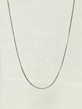 14 Karat Diamond Cut Wheat Chain