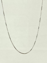 14 Karat Diamond Cut Cable Chain