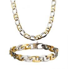 INOX Gold Plated Mariner Set