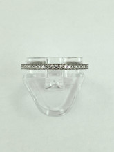 14 Karat White Gold Eternity Ring with 0.21ctw Diamonds
