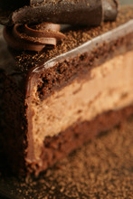 Order Chocolate Mousse Layer Cake. Buy Chocolate Mousse Cake online at Bes'Dam Soup