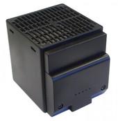 02811.9-00 DIN Rail Enclosure Fan Heater 250W 120 VAC