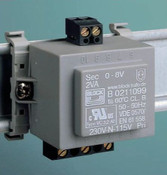 FGT314 : 24V DIN Rail Transformer for Fan on FGC Heater