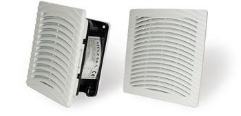 GHV1500220 : 6 inch (152mm) Enclosure Filter Fan 230V Reversible Airflow