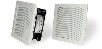 GHV15SL220 : 6 inch (152mm)  Enclosure Slim Filter Fan 230V Reversible Airflow