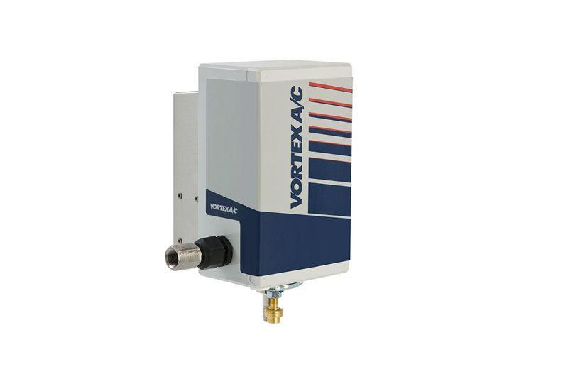 Vortec 7015 : NEMA 4/4X Vortex AC 900 Btu 15 SCFM UL Thermostat & Ducting  Kit