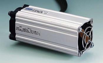 FGC1105.2R DIN Rail Enclosure Fan Heater 100W 24V ACDC Heater 24Vdc Fan