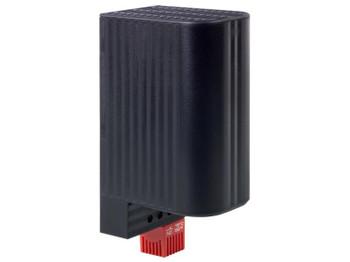 06022.0-00 DIN Rail Enclosure PTC Heater with Thermostat 150W 120 240 VAC 59F Setpoint  Photo