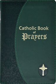 Catholic Book of Prayers (Large Type Imitation Leather)