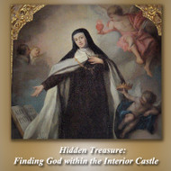 Hidden Treasure: Finding God within the Interior Castle (CDs) - Fr. James Zakowicz, OCD