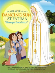 The Miracle of the Dancing Sun at Fatima Activity Book